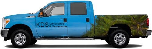 Truck Wrap #53309