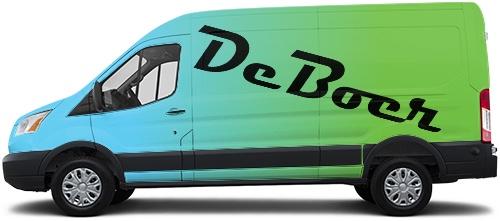 Transit Van Wrap #53351
