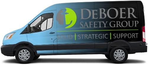 Transit Van Wrap #53352