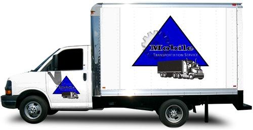 Box Truck Wrap #53354