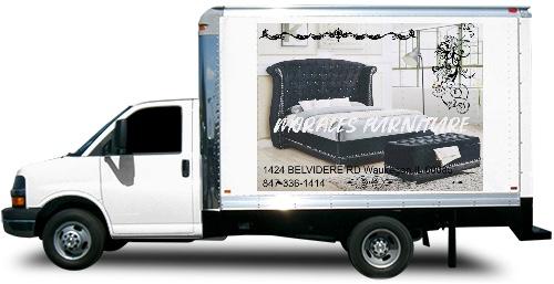 Box Truck Wrap #53365