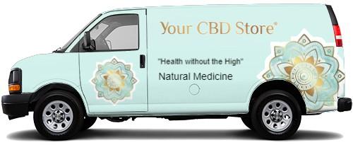 Cargo Van Wrap #53384