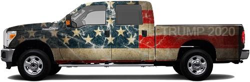 Truck Wrap #53390