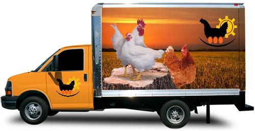 Box Truck Wrap #53430