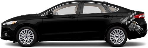 Sedan Wrap #53452
