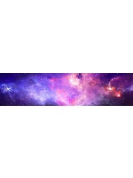 "Space Wrap Car Decal 48""W x 12""H"