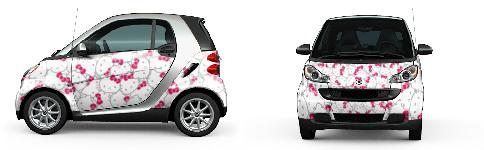 Hello Kitty Vehicle Wraps Browse Hello Kitty Vehicle Wraps