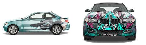Anime Vehicle Wraps Browse Anime Vehicle Wraps Custom