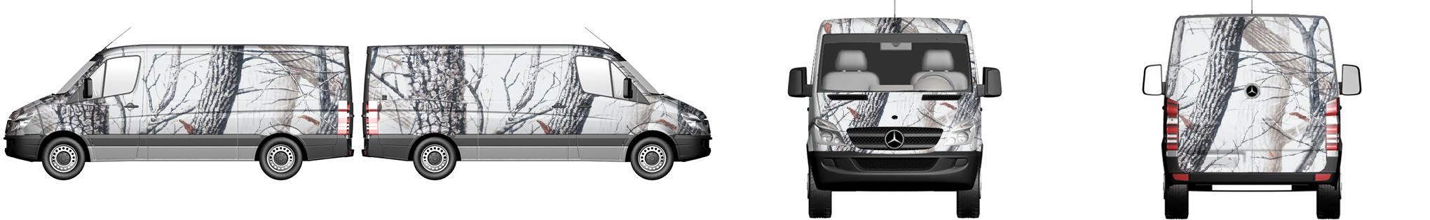 Van Wrap #640