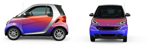 Smart Car Vehicle Wraps Browse Smart Car Vehicle Wraps Custom