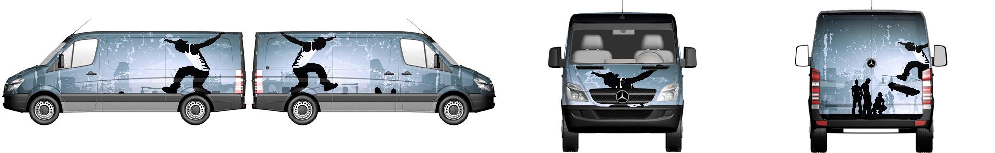 Van Wrap #1060
