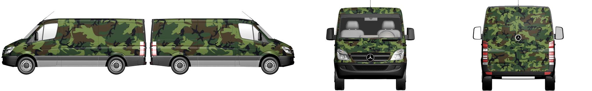 Van Wrap #7209