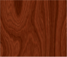 "Regular Wood Grain Car Magnet 14""W x 12""H"