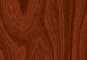 "Regular Wood Grain Car Decal 26""W  x 18""H"