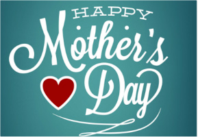"""Mother Lover Car Decal 26""""W  x 18""""H"""
