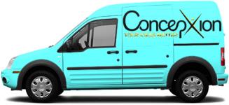 Transit Connect Wrap