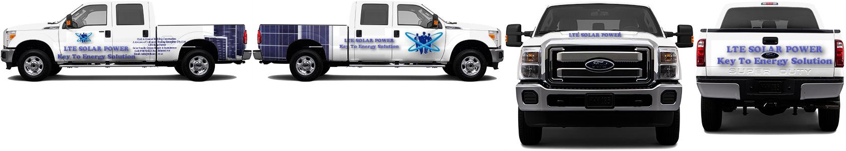 Truck Wrap #32828