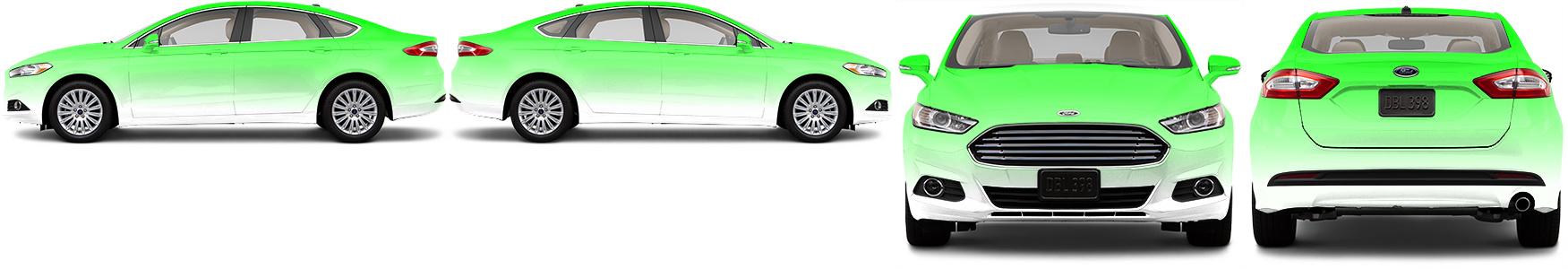 Sedan Wrap #33496