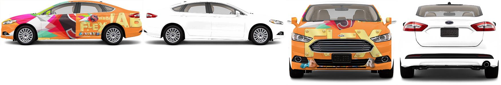 Sedan Wrap #24217