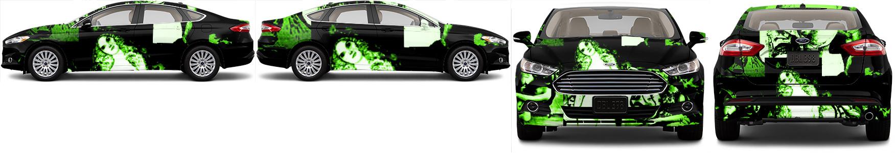 Sedan Wrap #25962