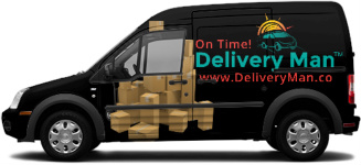 Delivery Man Transit Connect Wrap