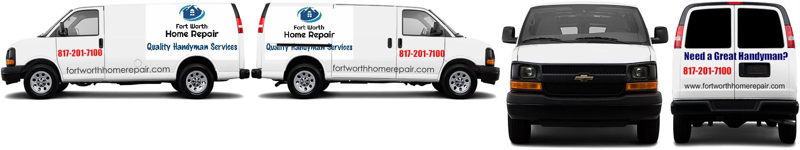 Cargo Van Wrap #34082