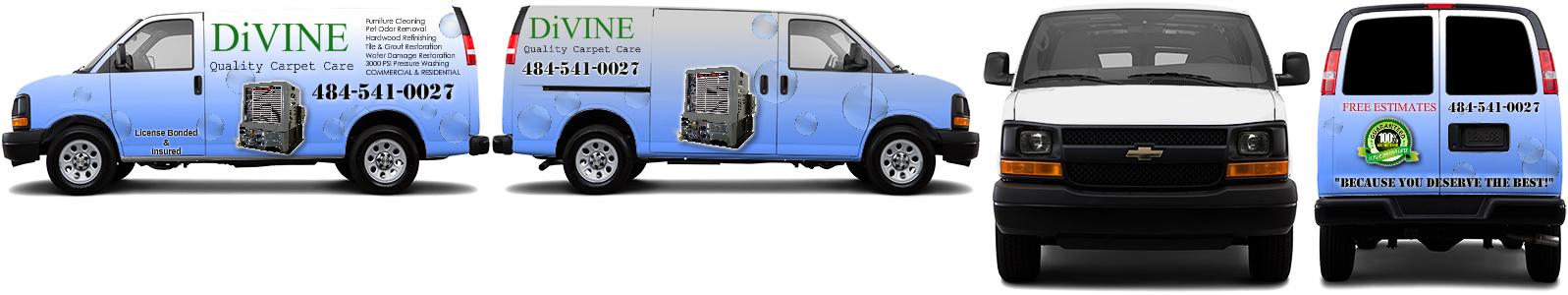 Cargo Van Wrap #42974