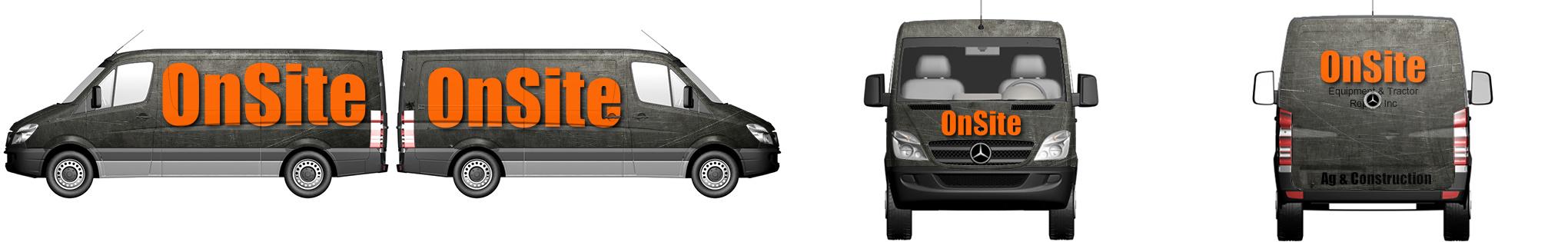 Van Wrap #44127