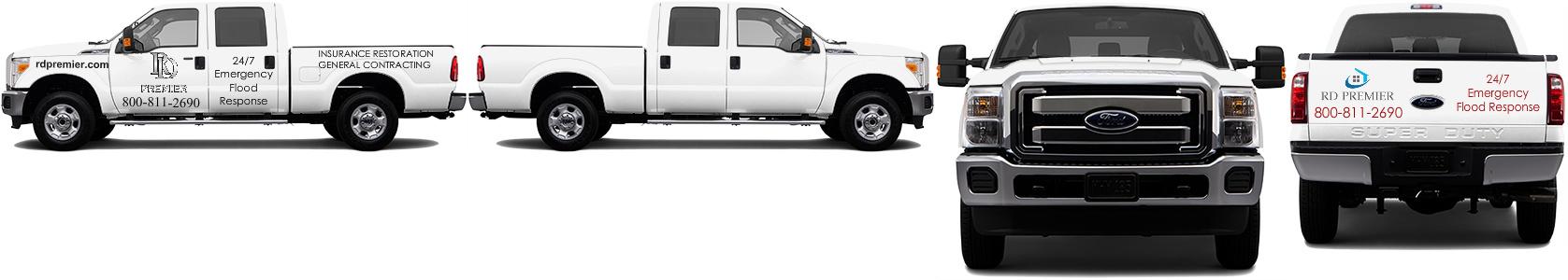Truck Wrap #44063