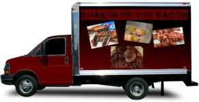 thing Box Truck Wrap