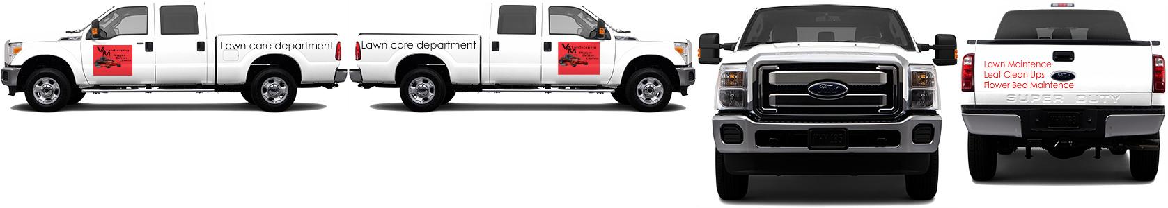 Truck Wrap #41128