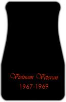 DAD Vietnam Car Mats Front