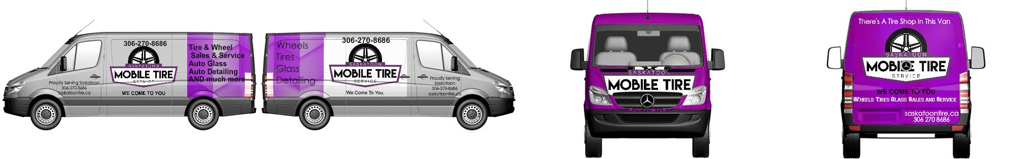 Van Wrap #42054
