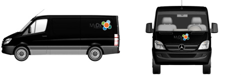 MyDX RV Design 1 Van Wrap