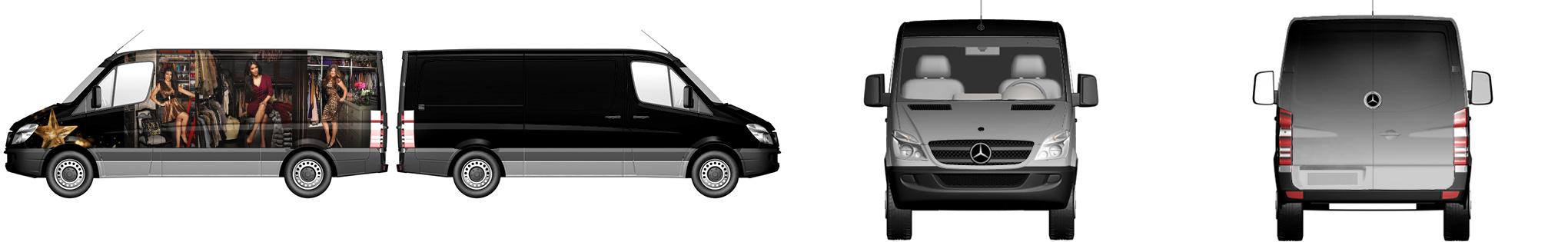 Van Wrap #45667