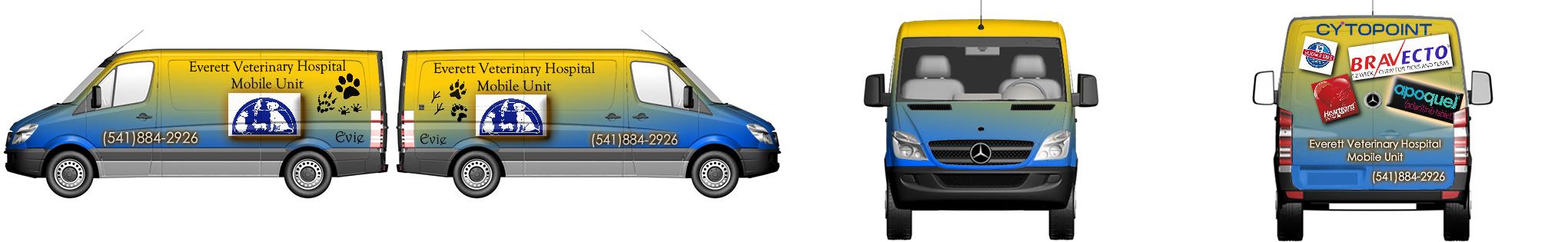 Van Wrap #49300