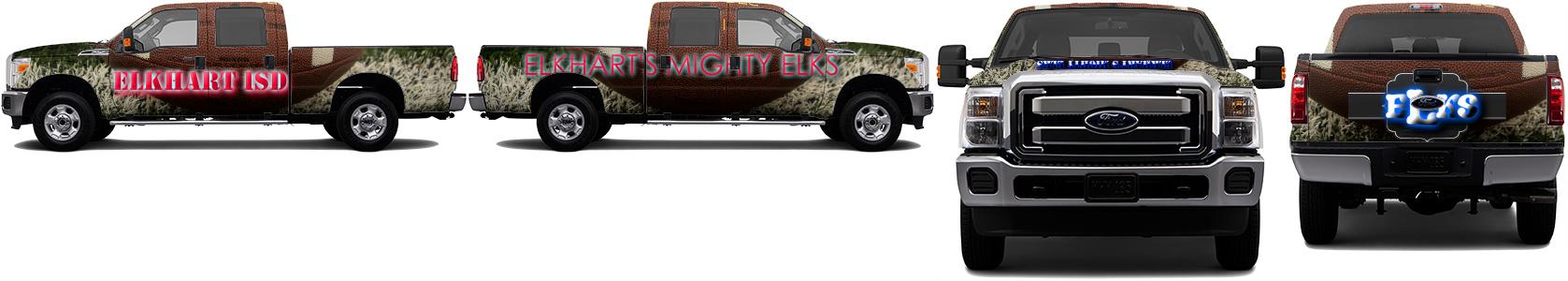 Truck Wrap #49350