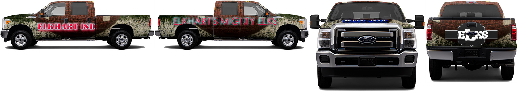 Truck Wrap #49352