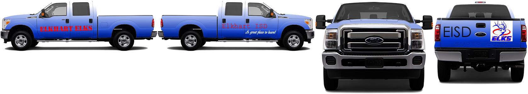 Truck Wrap #49377