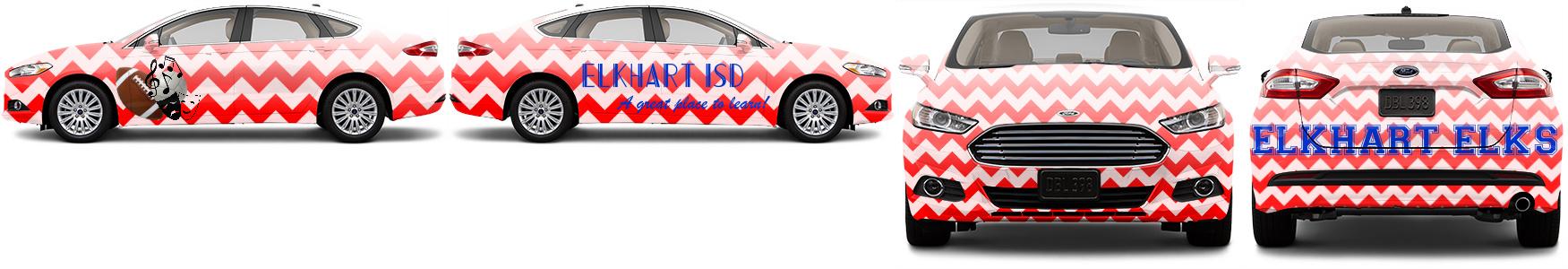 Sedan Wrap #49428