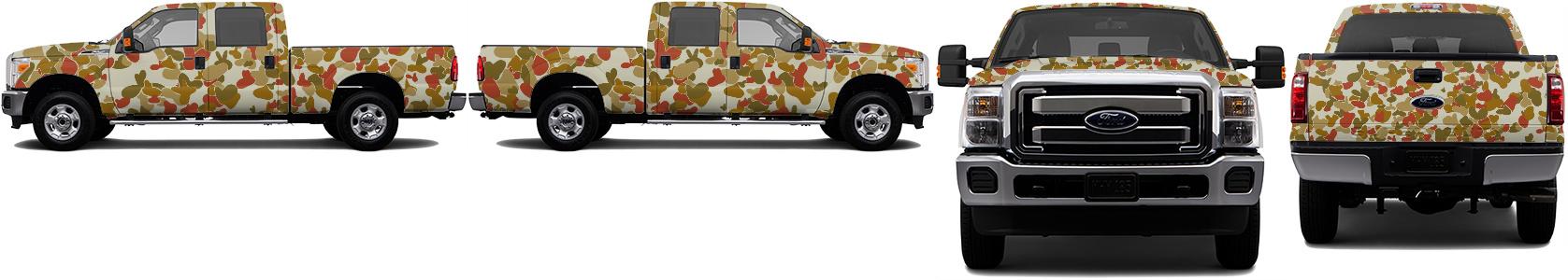 Truck Wrap #49684