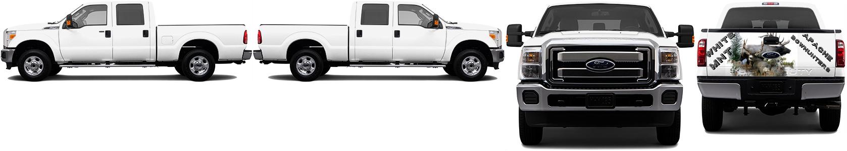 Truck Wrap #46162