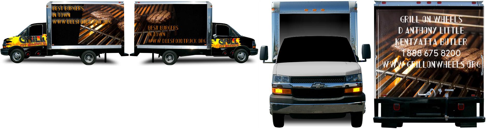 Box Truck Wrap #46568