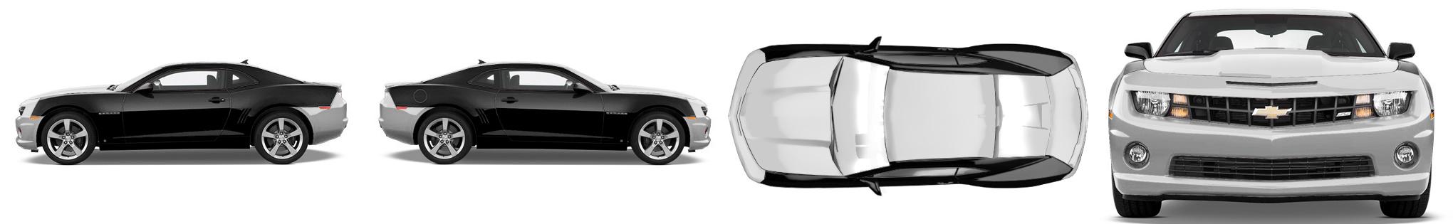 Muscle Car Wrap #47168