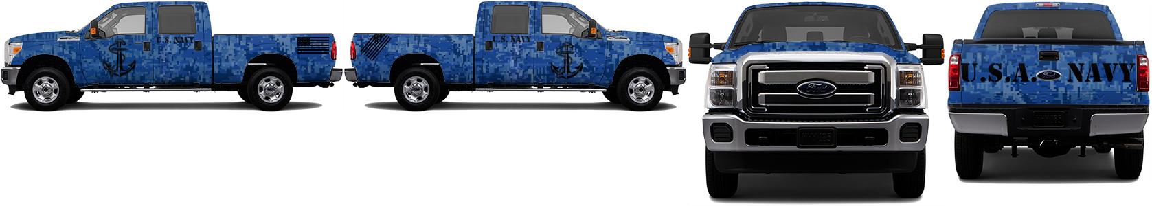 Truck Wrap #48139