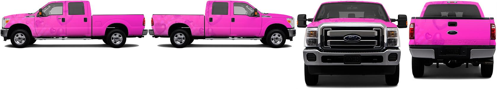 Truck Wrap #47810