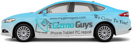 My Gizmo Guys Sedan Wrap