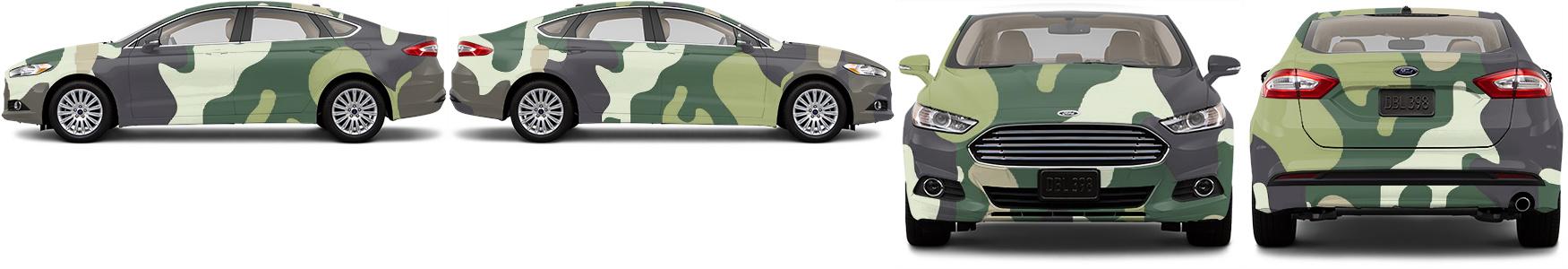 Sedan Wrap #48669