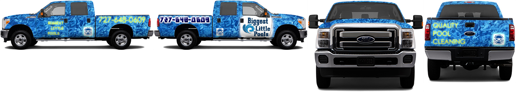 Truck Wrap #50205