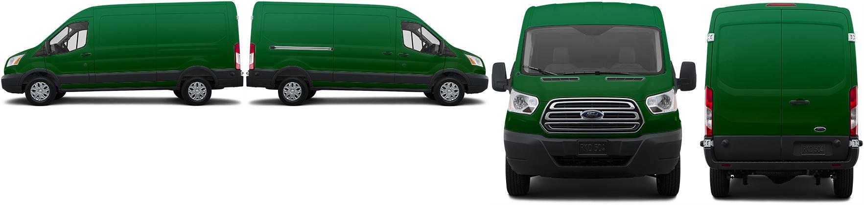 Transit Van Wrap #50250